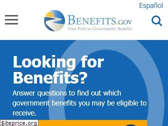 benefits.gov