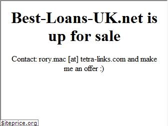 www.best-loans-uk.net website price