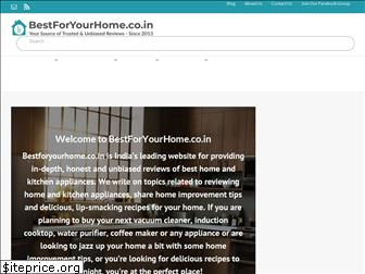 bestforyourhome.co.in
