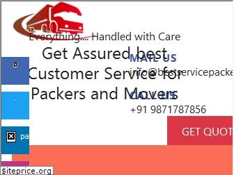 www.bestservicepackers.in website price