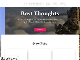 bestthoughts.in