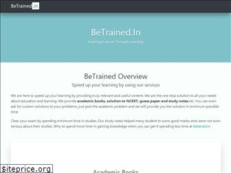 betrained.in