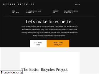 betterbicycles.org