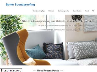bettersoundproofing.com