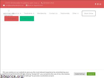 www.beverleydental.co.uk website price