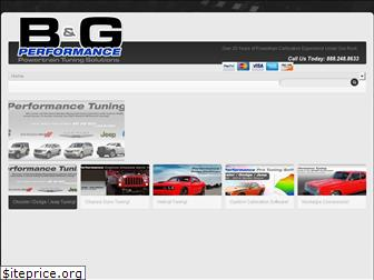 bgperformance.com