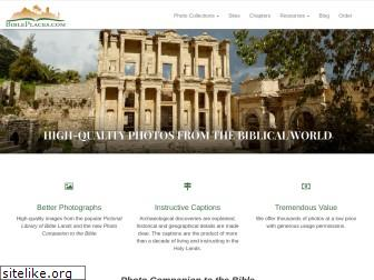 bibleplaces.com