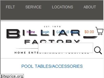 billiardfactory.com