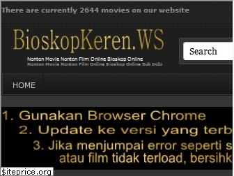 Bioskopkeren website worth domain value and website traffic bioskopkeren stopboris Images