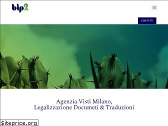 www.bip2.it website price