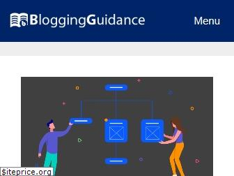 bloggingguidance.com