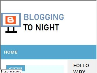 bloggingtonight.com