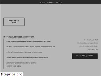 bloodycomputers.co.nz