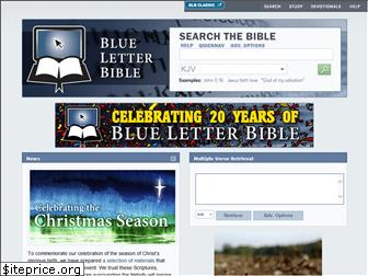 blueletterbible.org