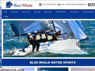 bluewhalewatersports.co.in