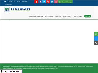 bmtaxsolution.in