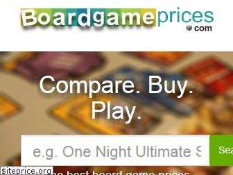 boardgameprices.com