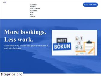 www.bokun.io website price