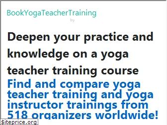bookyogateachertraining.com