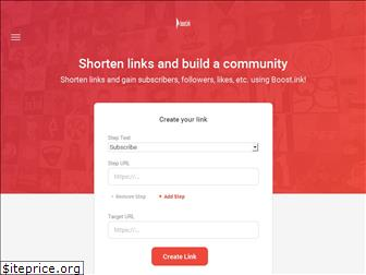boost.ink