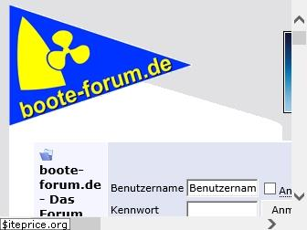 www.boote-forum.de website price