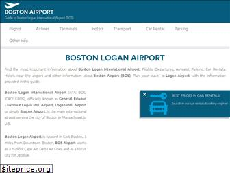 boston-airport.com
