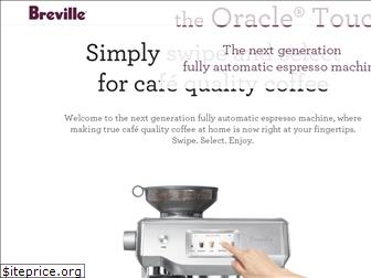 brevilleoracletouch.com