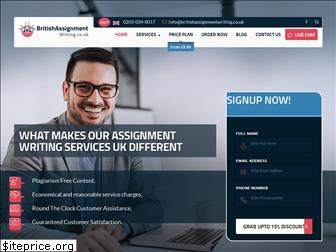 britishassignmentwriting.co.uk