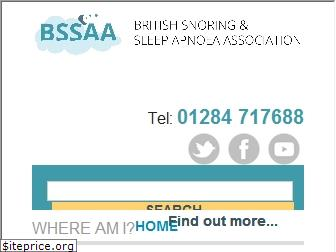 britishsnoring.co.uk