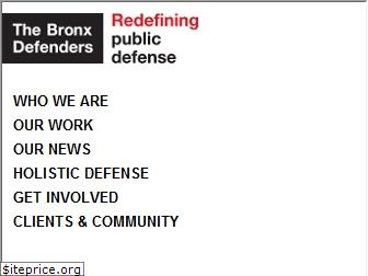 bronxdefenders.org