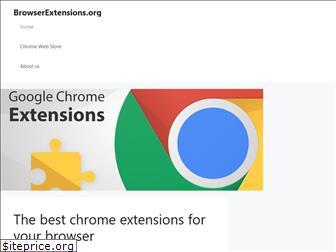 browserextensions.org