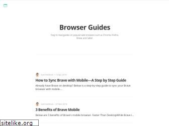 browserguides.org