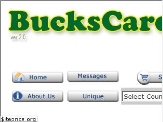 buckscards.com
