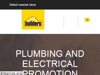 www.builders.co.za website price