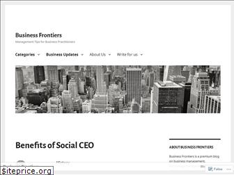 business-frontiers.org
