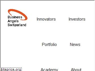 www.businessangels.ch website price
