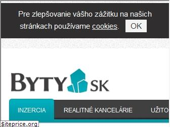 byty.sk