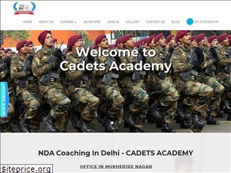 cadetsacademy.in