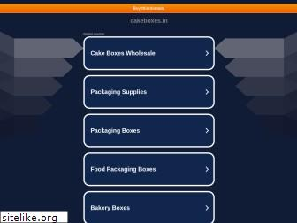 cakeboxes.in