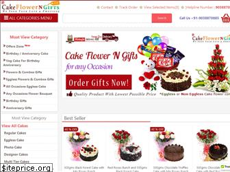 cakeflowerngifts.com