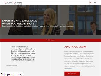 calioclaims.co.uk
