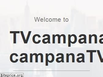 www.campanatv.com website price