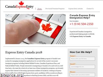 canadaexpressentry.org