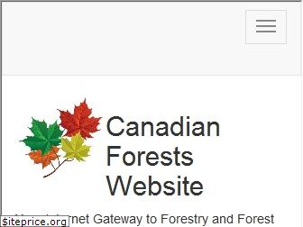 canadian-forests.com