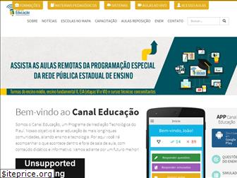 canaleducacao.tv