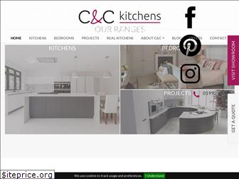 candckitchens.co.uk