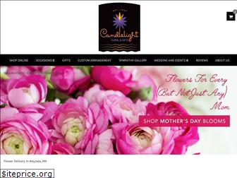 candlelightfloral.com
