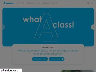 www.candy.es website price