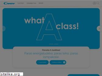 www.candy.fi website price