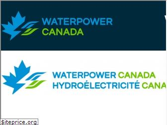 canhydropower.org